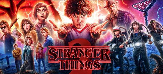 Stranger Things- saison 2 : La série est toujours aussi renversante