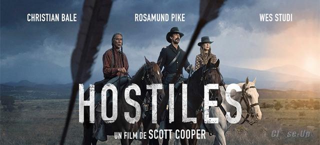 Concours : Hostiles avec Christian Bale – 5X1 place à gagner !