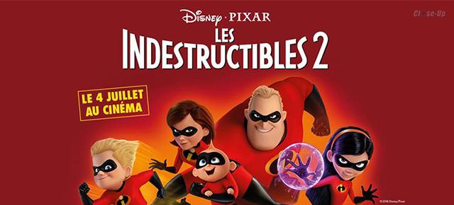 Les Indestructibles 2 : Une suite digne de ce nom !