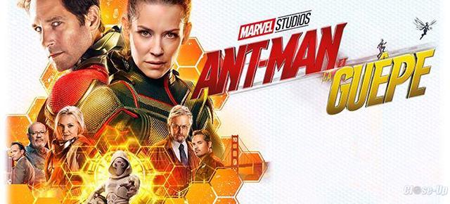Ant-Man et la Guêpe : Toujours à la recherche d'une bonne histoire