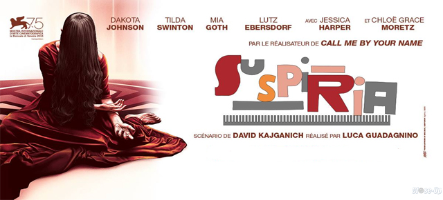 Suspiria : Burn, witch, burn !