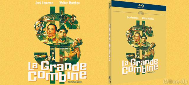La Grande Combine : 3 Blu-ray à gagner !