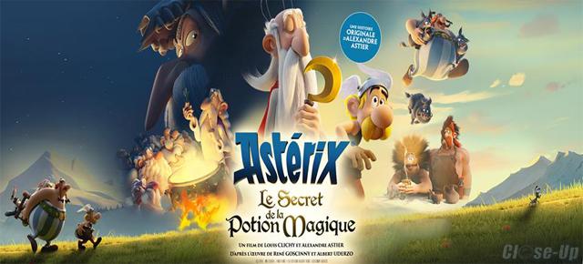 Astérix – Le Secret de la Potion Magique : Goudurix !