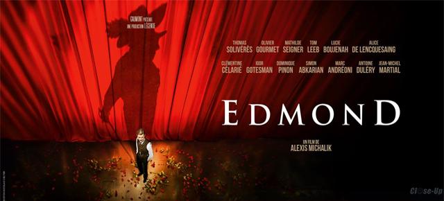 Edmond : à la fin de l'envoi, il touche !