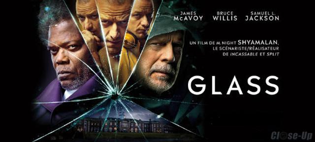 Glass : L'espoir brisé !