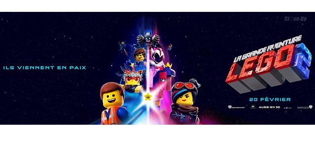 La grande aventure Lego 2 : Quand les briques nous braquent