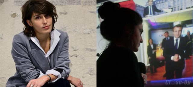 Première Campagne : Rencontre avec Audrey Gordon et Astrid Mezmorian