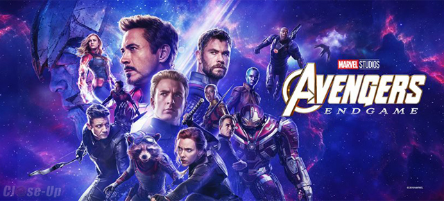 Avengers Endgame Dernière Page