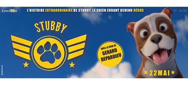 Stubby : Petit chien pour une Grande Guerre