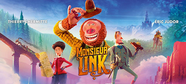 Monsieur Link : Mon pote le singe