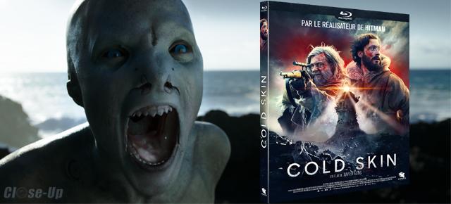 Cold Skin : 3 Blu-ray à gagner !