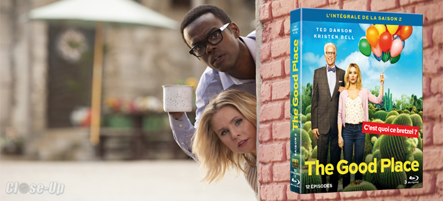 The Good Place – Saison 2 : 3 Coffrets Blu-ray à gagner !