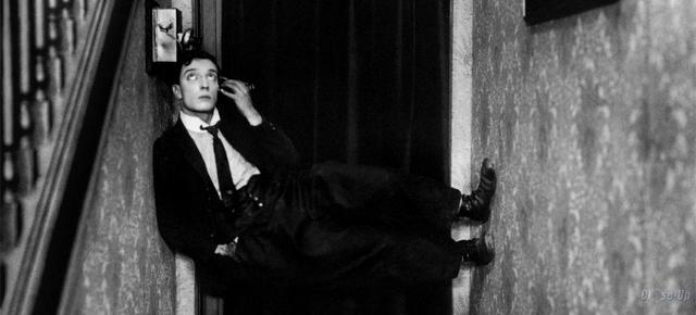 Buster Keaton : Le corps déchaîné