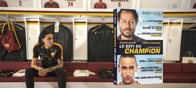 Le Défi du Champion : 3 DVD à gagner !