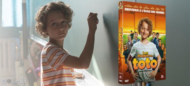 Les Blagues de Toto : 3 DVD à gagner !